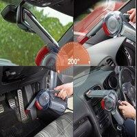 Автомобильный пылесос автомобильный монтируемый чистящий аппарат маленький ручной пылесборник утка Billed пылесборники инструменты для сбо