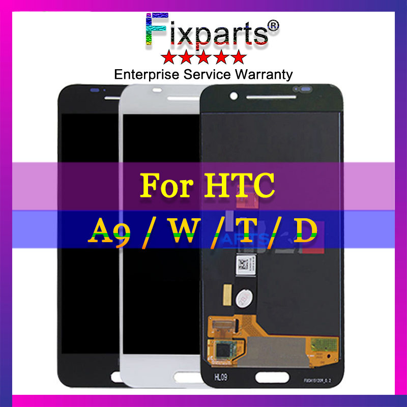 100% New Tseted For 5.0 HTC One A9 LCD Display Touch Screen Digitizer Assembly Replacement For 1920*1080 HTC LCD100% New Tseted For 5.0 HTC One A9 LCD Display Touch Screen Digitizer Assembly Replacement For 1920*1080 HTC LCD