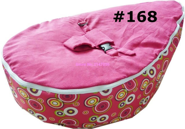 Circles Lovely Baby Bean Bag Support Chair