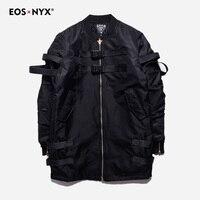 Eosnyx chaqueta de invierno de los hombres MA1 bombardero para los hombres rompevientos Chaquetas punk jaquetas masculino inverno casaco parka hombres