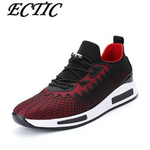 2017 Men's walking shoes lightweight sport sneakers unisex spring shoes mens outdoor athletic shoes free shipping
