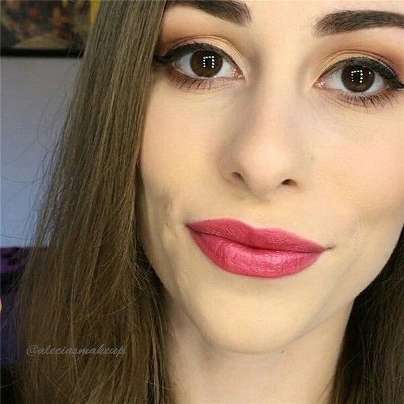 BeautyBigBang Sexy Matte Lipstick For Women Pomade Metallic Lip Korean Cosmetics Makeup Maquiagem Nude Lips Batom Lipstick