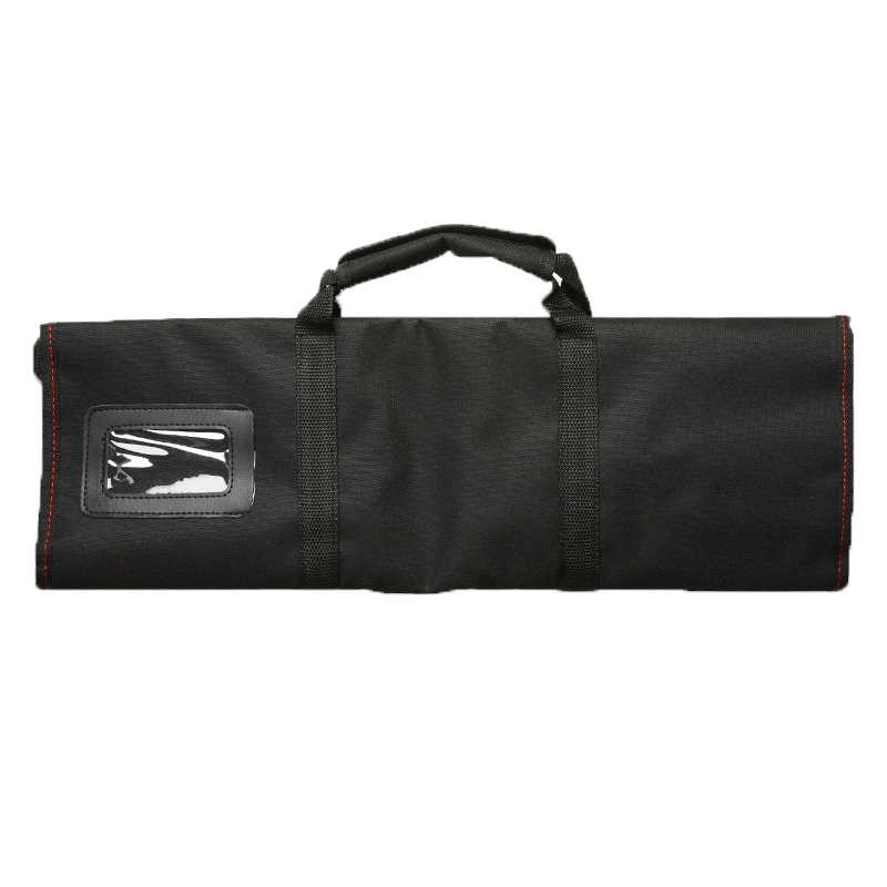 Multi-function 12 Pocket Chef Knife Bag Roll Bag Carry Case Bag Kitchen Cooking Accessories Portable Durable Chef Storage Bag