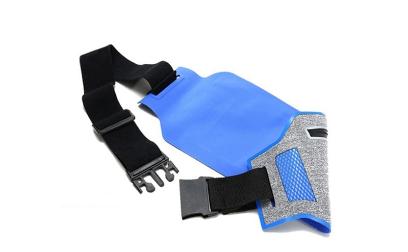 Professional Running Waist Pouch Belt Sport Belt Mobile Phone Men Women With Hidden Pouch Gym Bags Running Belt Waist Pack (22)