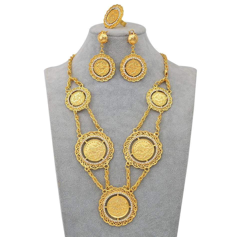 Anniyo Coins Jewelry Sets...