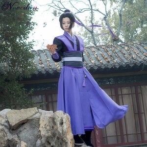Image 5 - אנימה Dao מו שי קוספליי ווי Wuxian ג יאנג נג תלבושות אמן של השטני טיפוח Mo Dao Zu שי קוספליי תלבושות גברים