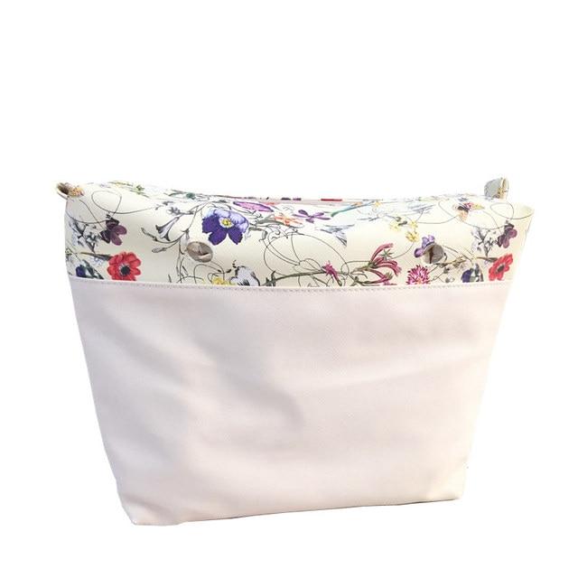 Classic o Mini bag Style white flower red flower brown flower inner bag wholesell