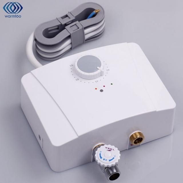 5500 W Mini Elektrische Boiler Instant Hot Intelligente Constante ...