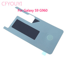 For Samsung Galaxy S9 G960 / S9+ S9 Plus G965 Back LCD Screen Adhesive Sticker куртка onttno g960 2014