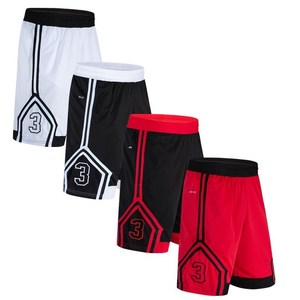 The new 2019 explosion basketball shorts five shorts men running fitness shorts over the knee loose large size shorts