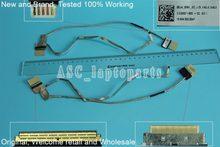 New original lcd led vídeo cabo flex para samsung np355e5c np355e4x np350e5c np365e5c display screen laptop cabo dc02001k800