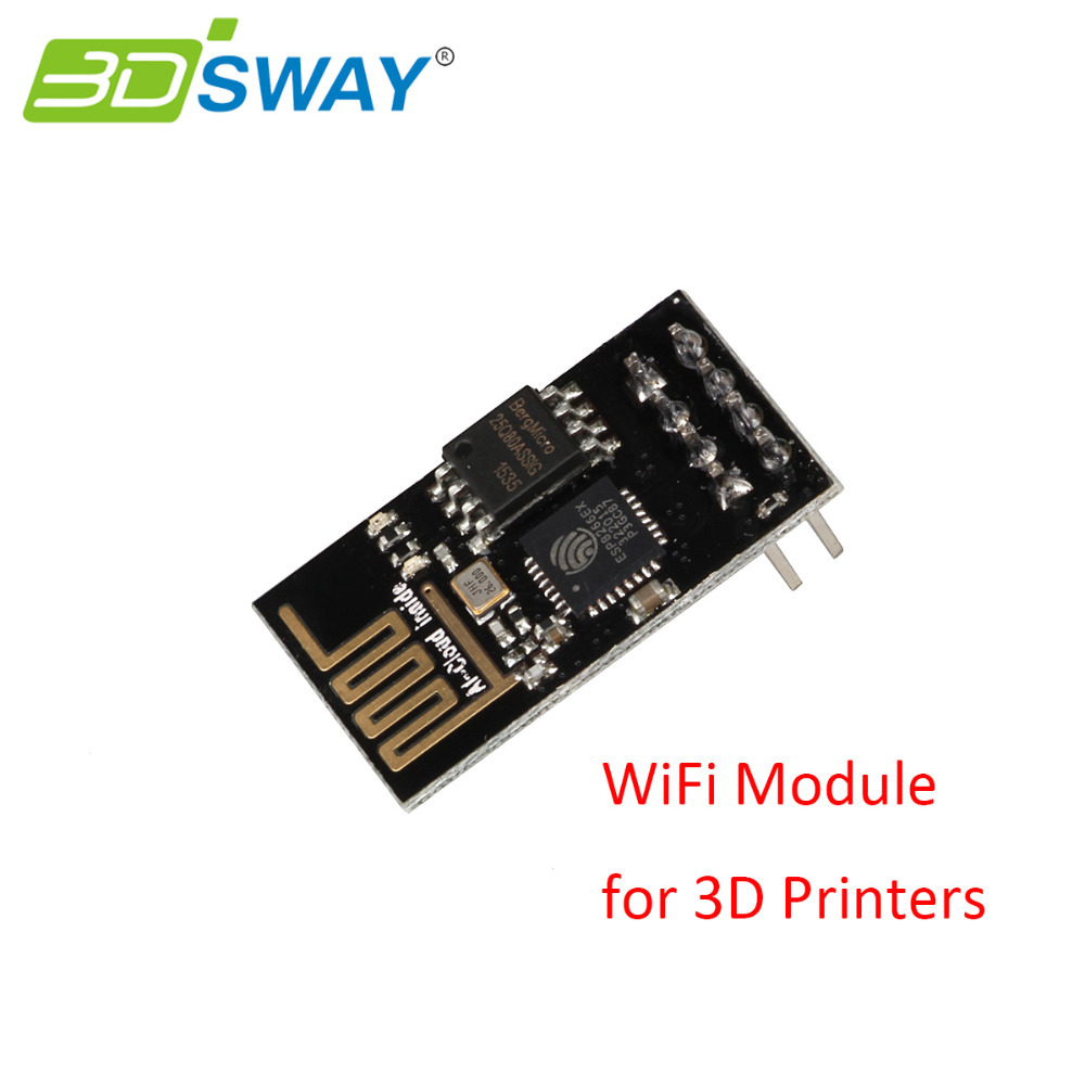 3D Printer Kit Supported WIFI Module for Control File Transfer Remote Control 3D Printer for Chitu Motherboard