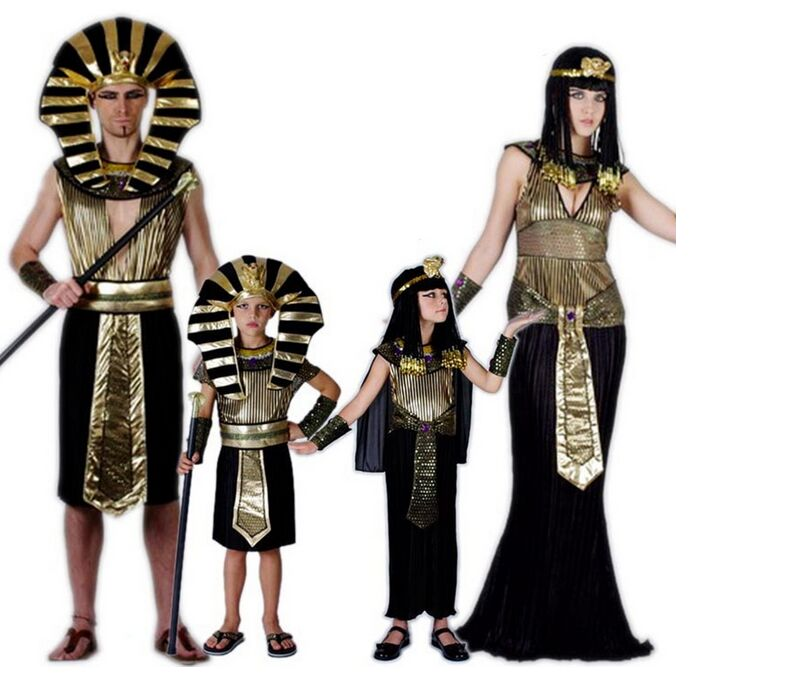 Egypt Princess cosplay Costumes New Egyptian pharaoh Cosplay masquerade Halloween adult childen kid Girl costume Cleopatra royal-in Boys Costumes from ...  sc 1 st  AliExpress.com & Egypt Princess cosplay Costumes New Egyptian pharaoh Cosplay ...