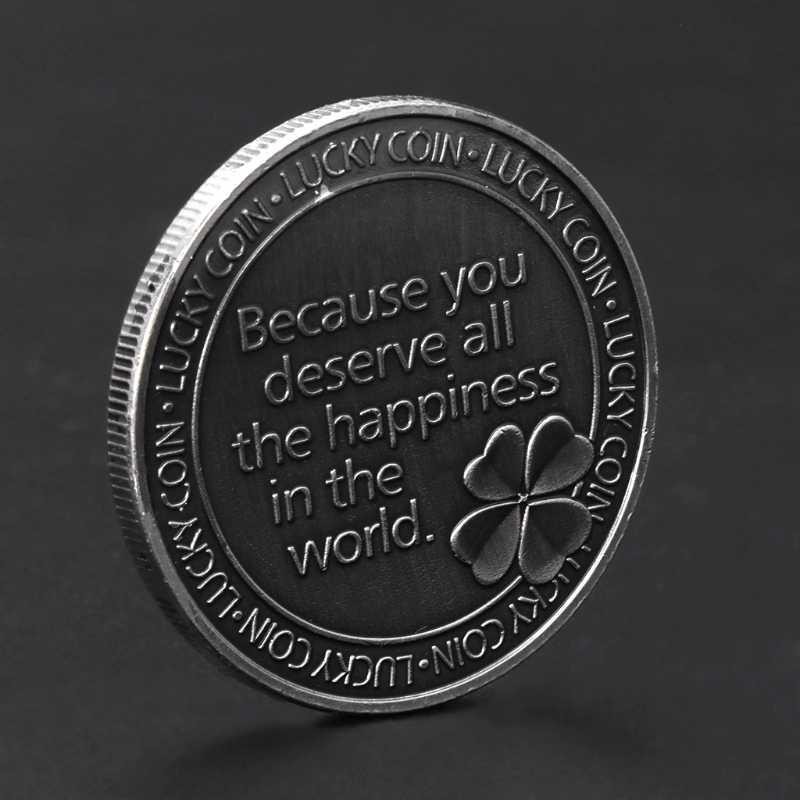 Đồng Tiền Kỷ Niệm May Mắn Cánh Cứng Hạnh Phúc Loài Côn Trùng Bộ Sưu Tập Nghệ Thuật Quà Tặng Lưu Niệm