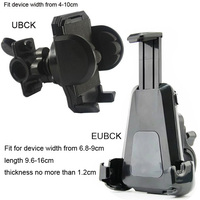 Universal Rotary Adjustable Mobile Phone CELL PHONE Holders Bike Bicycle Handlebar Mount Stands