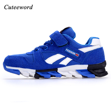 2017 Brand designer boys basketball shoes school sneakers sports baby spring and autumn children s running for kids girls