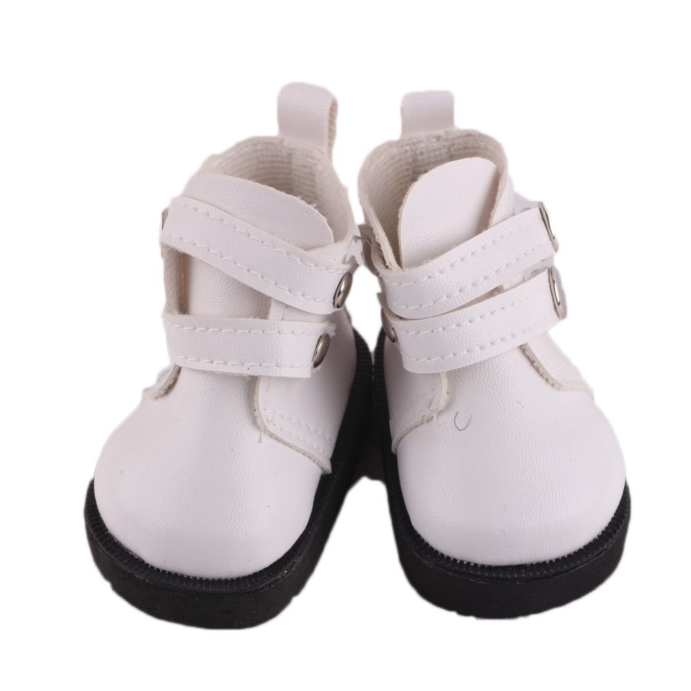 5 Kinds Of High Quality Small Leather Shoes & Boots Suitable Fits 43cm New Born Baby Z Doll Accessories / Children's Gift Latest Technology