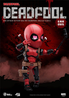 6 inches 17cm Comic version Deadpool Action figure doll toy Collections For collection Beast Kingdom EAA 065