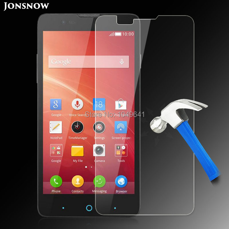 Aliexpress.com : Buy Tempered Glass Film for ZTE Blade L3 ...