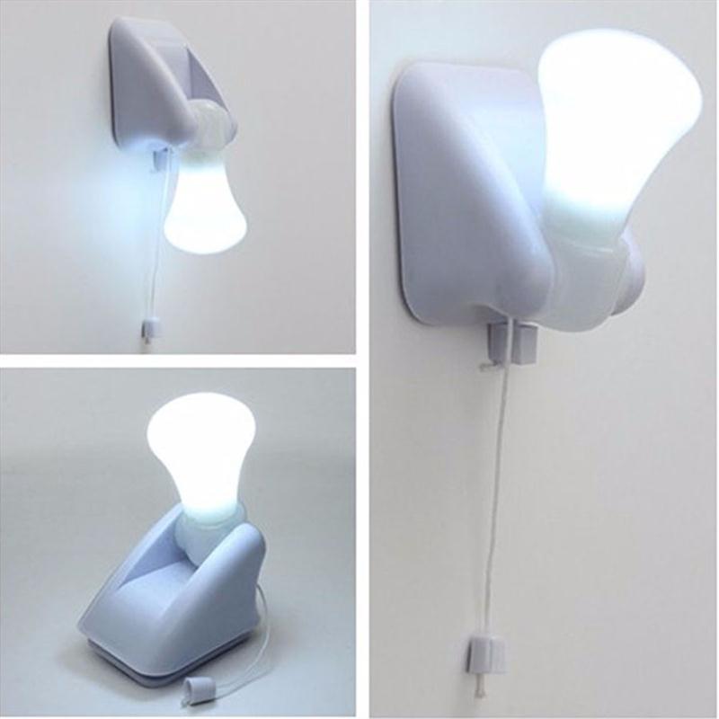 aliexpress koop draagbare led lamp muurbevestiging draagbare