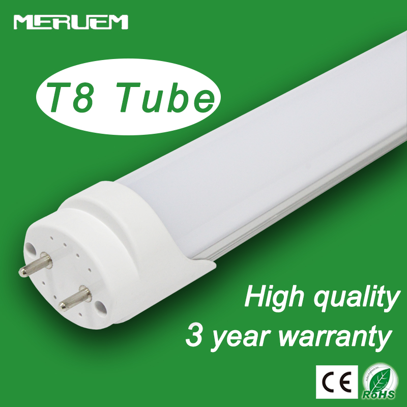 все цены на Free Shipping 10pcs/lot  Factory Wholesale 10W 14W 20W 25W T8  0.6-1.5m  Warranty 3 Year ,CE RoHS, Super Bright LED Tube T8 онлайн