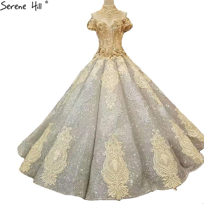 Glitter Wedding Gowns: Aliexpress.com : Buy Grey Off Shoulder Sexy Glitter