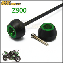 Free delivery For KAWASAKI Z900 Z 900 z900  2017 CNC Modified Motorcycle drop ball / shock absorber