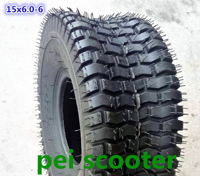 15 Inch Tires >> Us 55 0 15 Inch 15x6 00 6 Lawn Mower Tire Phub 70tire In Motors From Automobiles Motorcycles On Aliexpress