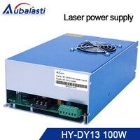 RECI лазерной импульсный источник питания 100 Вт HY DY13 100 Вт матч с reci лазерной трубки w4 100 Вт устройство для лазерной резки