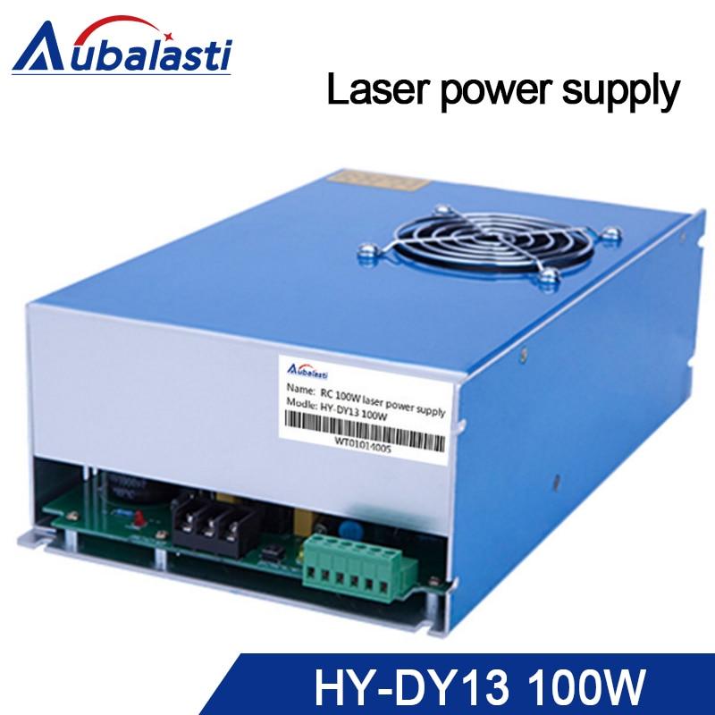 цена на RECI laser Switching power supply 100w HY-DY13 100W match with reci laser tube w4 100w laser cutting machine