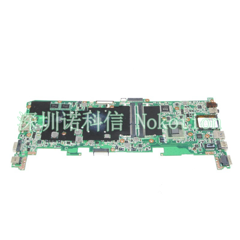 NOKOTION For board U36SD Main board laptop motherboard HM65 DDR3 GT540M SR072 I5-2430M WORKS 642755 001 laptop motherboard for hp elitebook 6460b 8460p main board system board hm65 ddr3