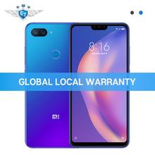Xiaomi Mi 8 Lite 6GB RAM 128GB ROM Global Version 6.26'' Snapdragon 660 Mobile Phone 24MP Front Camera Dual Camera AI Make Up