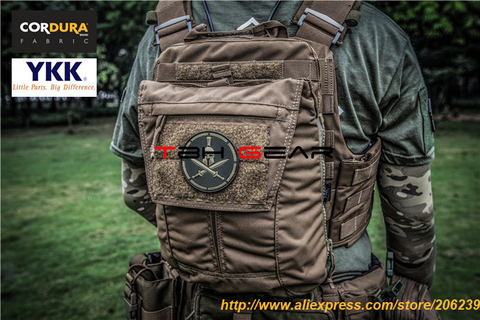 цены  TMC Zip On Panel Pack Coyote Brown CPC AVS JPC2.0 MOLLE Panel Pack General Utility Pouch+Free shipping(SKU12050835)