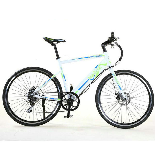 Cheap BIZOBIKE SPORT 28inch Electric City Bike With 14Ah Lithium Battery 48V 350W Bafang Hub Motor