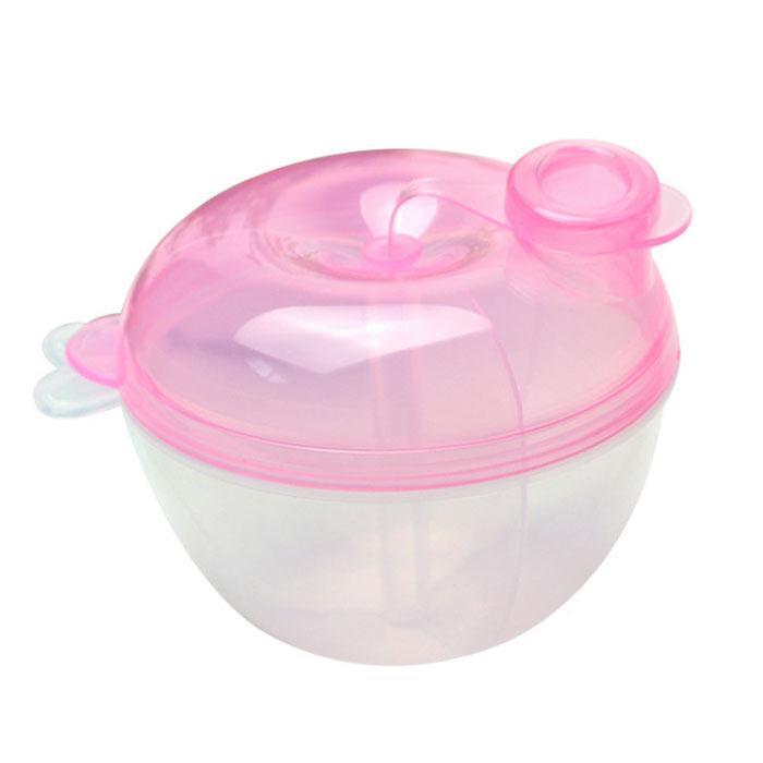 Portable Baby Infant Travel Milk Powder Dispenser Container Storage Feeding Box