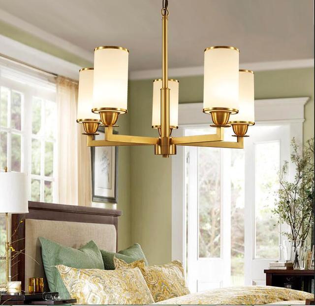 Cinese lampadario soggiorno moderno Americano creativo ...