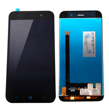 Original For lcd zte blade v6  LCD Display Touch Screen Panel Replacement Screen For ZTE Blade X7 D6 V6 Phone Free shipping
