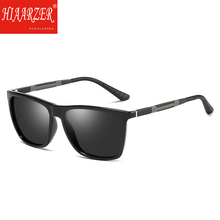 High Quality Men Vintage Aluminum HD Polarized Sunglasses Classic Brand Sun glasses NEW Coating Lens Driving Shades For Men/Wome