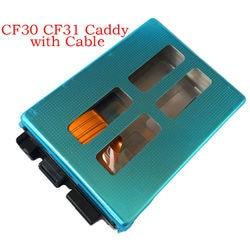 Замена Hdd Caddy с гибким кабелем genius для Panasonic Toughbook CF-30 CF30 CF-31 CF31 жесткий диск Caddy с кабелем