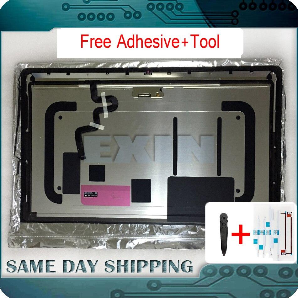 100% Nouveau A1419 LCD 5 K pour iMac 27 ''A1419 Écran LCD Assemblée LM270QQ1 SDB1/SDA1/SDA2 5120*2880 MF885 MF886 MK462 MK482