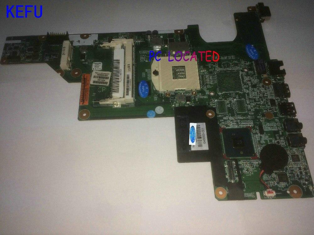 KEFU 646669-001!! LIVRAISON GRATUITE Ordinateur Portable Carte Mère Adapté pour HP 630 430 Notebook PC HM55 DDR3 (S'IL VOUS PLAÎT COMPARER)