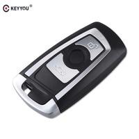 Keyyou nova chegada substituição 3 botões escudo da chave do carro para bmw 1 3 5 6 7 series x3 x4 chave fob protetor caso|shell replacement|shell bmw|shell key -