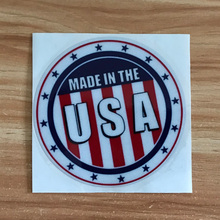 Made in the USA style Car sticker scratch HellaFlush reflective stickers for honda toyota Mitsubishi nissan accessories new balance 998 made in the usa