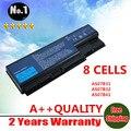 Venta al por mayor nuevos 8 celdas de la batería del ordenador portátil para Acer Aspire 5220 G 5315 5920 5739 G 6935 8730 G 8930 7720 6930 G 7520 G envío gratis