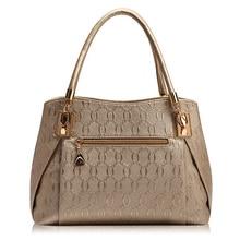 4Pcs New Arrival Luxury Women Handbags PU Leather Shoulder Bag Lady Messenger Bag Top-handle Female Purse Dollar Price Tote TTOU