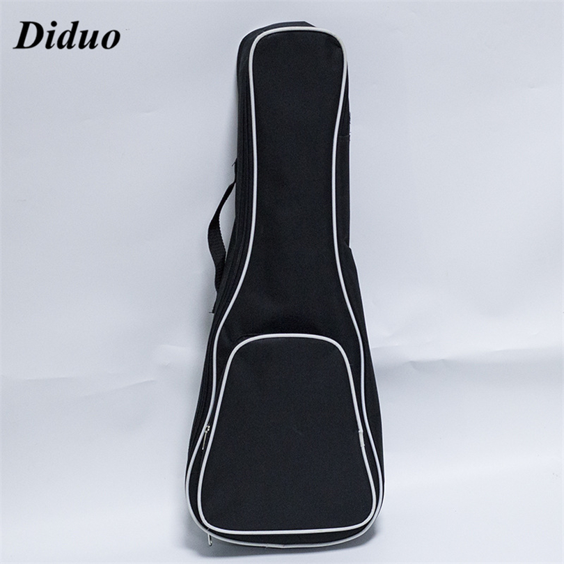 Professional Ukulele Bag Case 21 23 26 inch Tenor Soprano Backpack cover Soft Shoulder Straps Pocket Concert UKU Bag 12mm waterproof soprano concert ukulele bag case backpack 23 24 26 inch ukelele beige mini guitar accessories gig pu leather