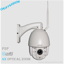Free Shipping HD 960P Wireless WiFi Outdoor PTZ Security IP Camera 2.8-12mm Auto-focus Built-in 32G TF Card  Home Security
