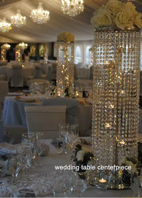 Crystal Globe Candles Holder Spherical Crystal For Wedding