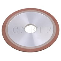 CNBTR 150x10x32x5mm Diamond One Side Tapered Grinding Wheel 150 Grit Cutter