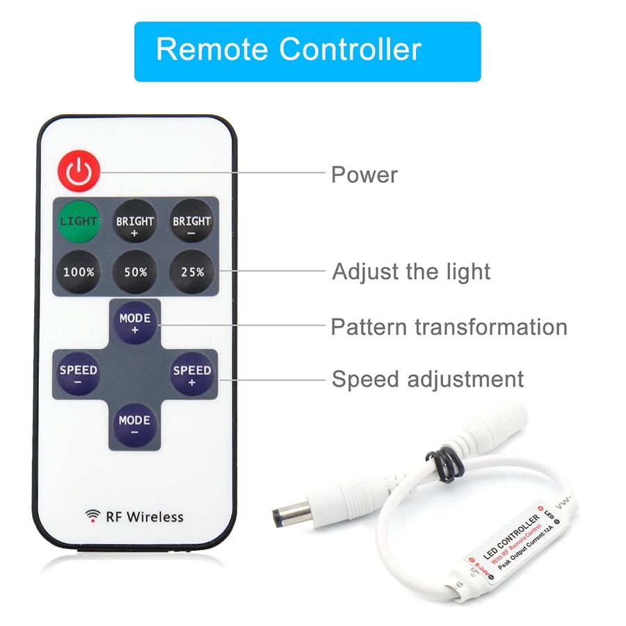 SMD 5054 LED Module Light 6LEDs DC12V Waterproof Advertising Sign Backlight LED Modules Strip Tape Lights Lamp ( Warm White ) (165)
